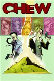 Chew Volume 2: International Flavor - Layman, John