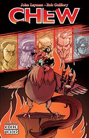 Chew Volume 9: Chicken Tenders (Chew Tp) - Layman, John