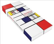 Mondrian Colored Pencils   - Mondrian, Piet