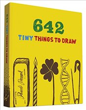 642 Tiny Things to Draw - Chronicle Books