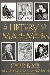 History of Mathematics 2e - Boyer, Carl B.
