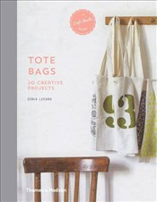 Tote Bags : 20 Creative Projects (A Craft Studio Book) - Lucano, Sonia