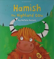 Hamish the Highland Cow - Russell, Natalie