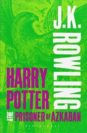 Harry Potter and the Prisoner of Azkaban : 3/7 (Harry Potter 3 Adult Cover) - Rowling, J. K.