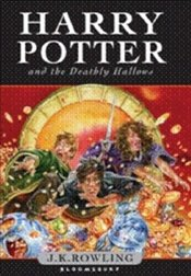 Harry Potter and the Deathly Hallows (Harry Potter 7 Large Print) - Rowling, J. K.