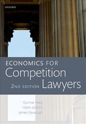 Economics for Competition Lawyers - Niels, Dr Gunnar