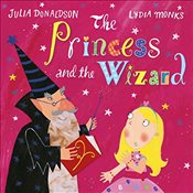 Princess and the Wizard - Donaldson, Julia