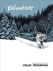 Blankets : A Graphic Novel - Thompson, Craig