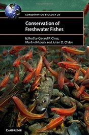 Conservation of Freshwater Fishes :  Conservation Biology - Closs, Gerard P.