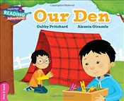 Our Den Pink B Band (Cambridge Reading Adventures) - PRITCHARD, GABBY