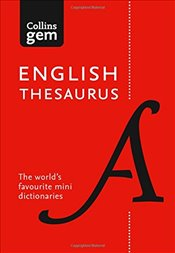 Collins Gem English Thesaurus -