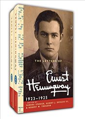 Letters of Ernest Hemingway Hardback Set Volumes 2 and 3 (The Cambridge Edition of the Letters of Er - Hemingway, Ernest