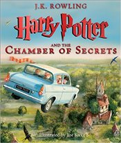 Harry Potter and the Chamber of Secrets - 2 : Illustrated Edition - Rowling, J. K.
