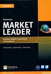 Market Leader Elementary Coursebook 3e : with MyEnglishLab Student Online Access Code Pack - Cotton, Mr David