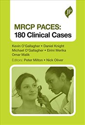 MRCP PACES : 180 Clinical Cases - Malik, Omar