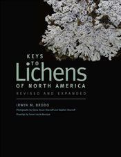 Keys to Lichens of North America : Revised and Expanded - Brodo, Irwin M.