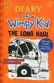 Diary of a Wimpy Kid 9 : Long Haul - Kinney, Jeff