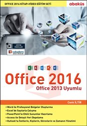 Office 2016 : Kitap Video Eğitim Seti - İltir, Cenk