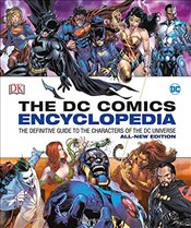 DC Comics Encyclopedia : Updated Edition - DK,