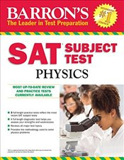 Barrons SAT Subject Test Physics 2e - Jansen, Robert