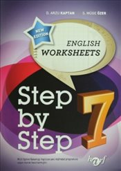 Step by Step 7: English Worksheets - Özer, Müge S.