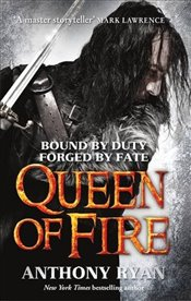 Queen of Fire : Ravens Shadow 3 - Ryan, Anthony