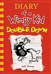 Diary of a Wimpy Kid 11 : Double Down - Kinney, Jeff
