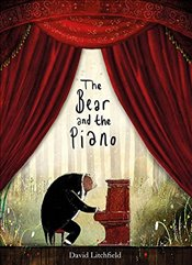 Bear and the Piano - Litchfield, David