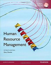Human Resource Management 15e - Dessler, Gary