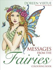 Messages from the Fairies Colouring Book  - Virtue, Doreen