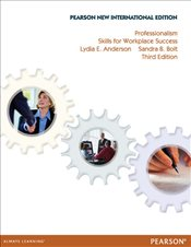 Professionalism 3e PIE : Skills for Workplace Success - Anderson, Lydia E