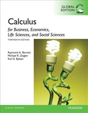 Calculus for Business, Economics, Life Sciences and Social Sciences 13e PGE - Barnett, Raymond A.