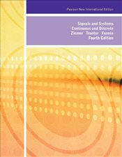 Signals and Systems 4e PIE : Continuous and Discrete - Ziemer, Rodger E.