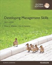 Developing Management Skills 9e PGE with MyManagement Lab  - WHETTEN, DAVID A.