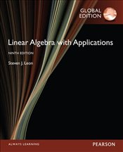 Linear Algebra with Applications 9e PGE - Leon, Steve