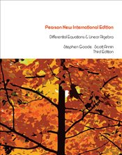 Differential Equations and Linear Algebra 3e PIE - Goode, Stephen W.
