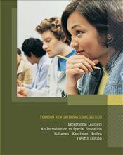 Exceptional Learners 12e PIE : An Introduction to Special Education - Hallahan, Daniel P.