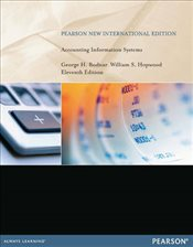 Accounting Information Systems 11e PIE - Bodnar, George H.