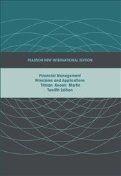 Financial Management 12e PIE : Principles and Applications - Titman, Sheridan
