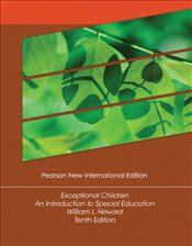 Exceptional Children 10e PIE : An Introduction to Special Education - Heward, William L.