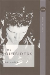 Outsiders - Hinton, S. E.
