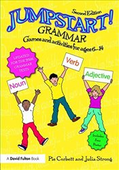 Jumpstart! Grammar : Games and activities for ages 6 - 14 - Corbett, Pie