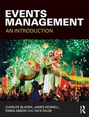 Events Management : An Introduction - Bladen, Charles