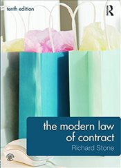 Modern Law of Contract - Stone, Richard