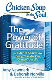 Chicken Soup for the Soul: The Power of Gratitude: 101 Stories about How Being Thankful Can Change Y - Newmark, Amy