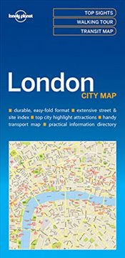 London City Map -LP- -