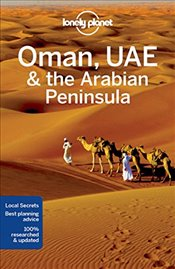 Oman UAE and Arabian Peninsula -LP- 5e - Schulte-Peevers, Andrea