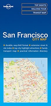 San Francisco City Map -LP- -