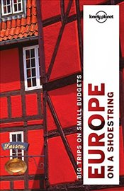 Europe on a Shoestring -LP- 9e -