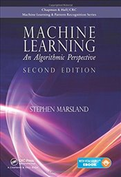 Machine Learning 2E : An Algorithmic Perspective - Marsland, Stephen